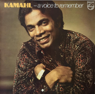 Kamahl - A Voice To Remember (LP) (VG+/VG+)